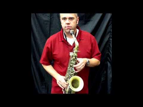 Saxophone Lesson-Vibrato