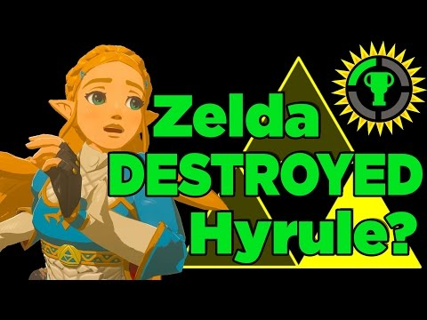 Game Theory: The TRUTH behind the TRIFORCE (Zelda: Breath of the Wild)