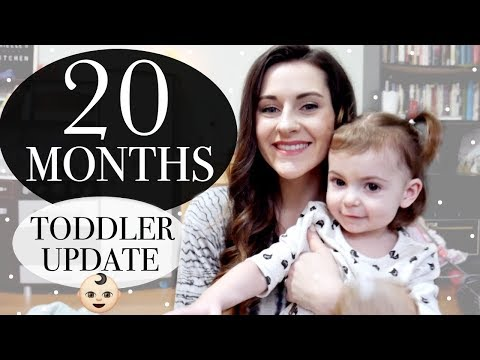 GIVING HER INDEPENDENCE  || TODDLERS 20 MONTH UPDATE