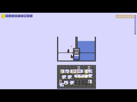 Terraria automatic bidirectional airlock v2.0