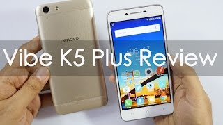 Lenovo K5 Plus Budget Smartphone Review with Pros & Cons