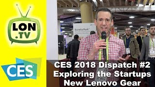 CES 2018 Dispatch 2 - Lenovo