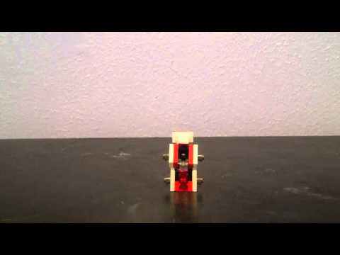 how to build Lego transformers micro decepticons outback and gearshift