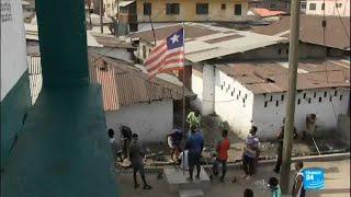 Liberia : dans le bidonville où a grandi George Weah