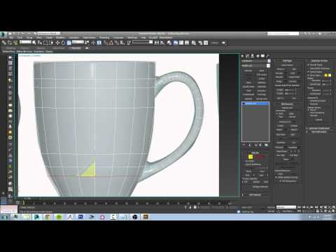 Let's Learn: How to Model a Mug in 3DS Max