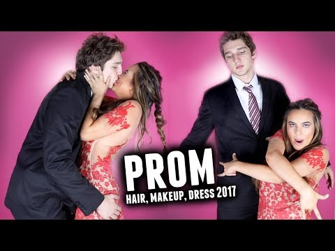PROM 2017: Makeup, Hair & Dress ♡
