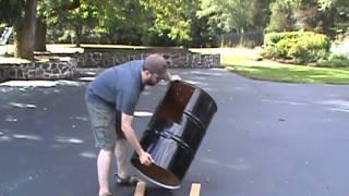 The Burn Barrel Project