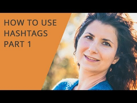 Hashtags Part 1 – The Symbol Formerly Known as the Pound Sign