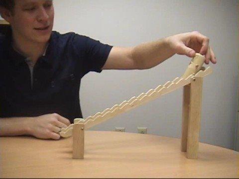 Toy Physics - Part 2: Tumbling Cat
