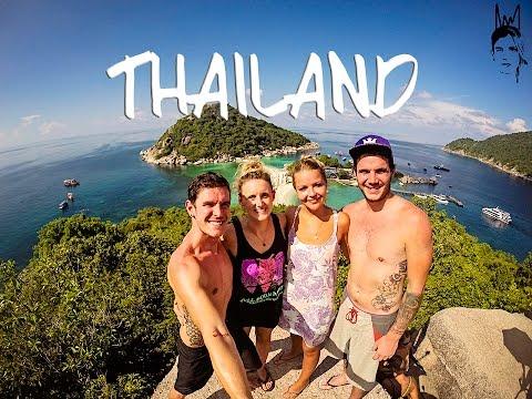 Koh Phi Phi | Koh Samui | Koh Phangan | Koa Tao | Bangkok: Kinging-It Thailand Vlog Ep. 7