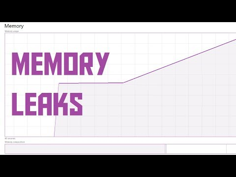 What's a memory leak? (AKIO TV)
