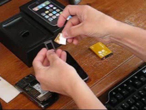 Unlock iphone 3G 2.1 any network Tmobile, Vodaphone sim