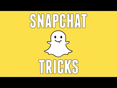 Snapchat Tricks & Secrets, Color Effects, Extra Text  (Snapchat Tips)