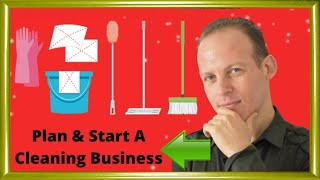 How To Write A Business Plan And Start A Residential And Commercial C
