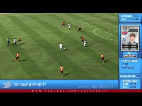 FIFA 12 - A league of their own - Eredivisie Silvers