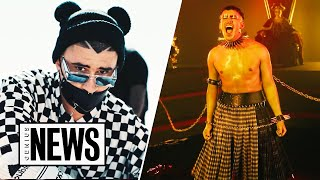 Bad Bunny's Stylist Breaks Down His Most Iconic Looks   Genius News