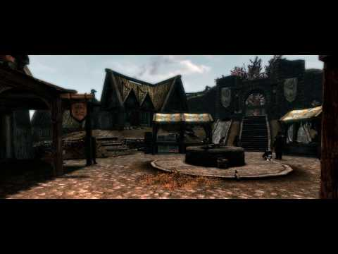 Skyrim — Cinematic-Test #1