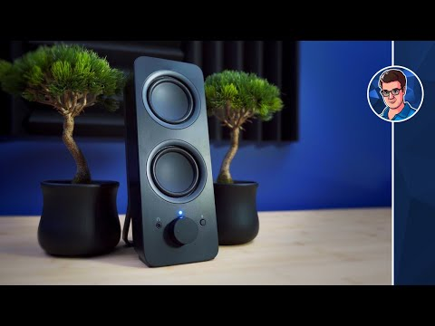 The Best PC Speakers $40 Can Buy? | Logitech z207
