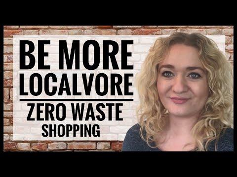 Localvore Movement - Zero Waste Market - Junk Food Meal Prep