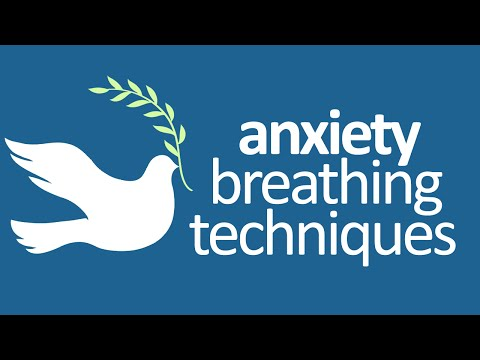 Simple Breathing Techniques For Anxiety