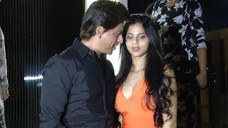 HOT Suhana Khan parties with dad Shahrukh Khan @ mom GauriKhan