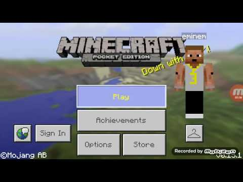 How to make a atomic bomb in minecraft pe