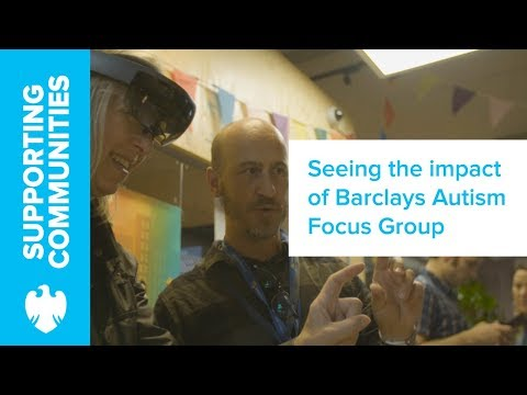 Supporting colleagues through Barclays Autism Focus Group | Barclays