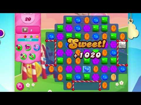 Candy Crush Saga Level 3246  No Booster