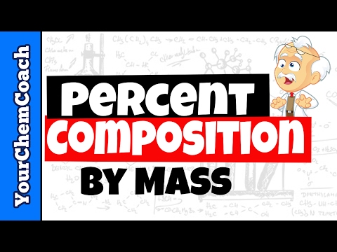 How to Find Percent by Mass