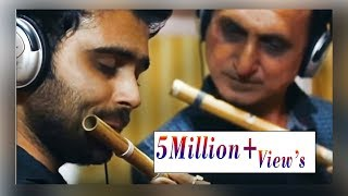phir bhi tumko chahunga/ae dil hai mushkil (flute cover) jugalbandi by divine flute karan thakkar
