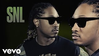 Future - Low Life (Live on SNL) ft. The Weeknd