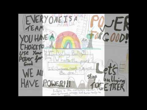 Key Stage 2 Anti-Bullying Posters