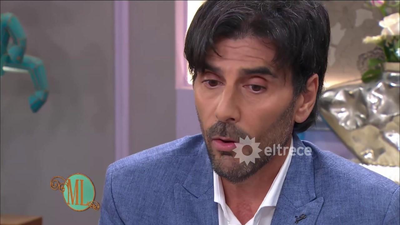 Por primera vez, Juan Darthés habló de la denuncia de Calu Rivero por acoso sexual
