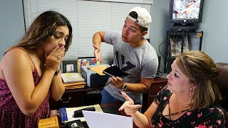 GOLD DIGGER PRANK ON WIFE (WE