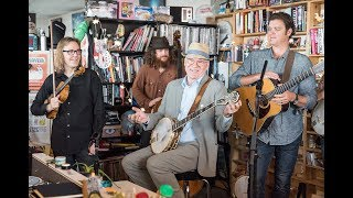 Steve Martin and the Steep Canyon Rangers: NPR Music Tiny Desk Concert