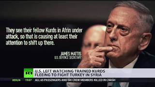 SDF moved to northern Syria to protect territory from Turkey – Mattis