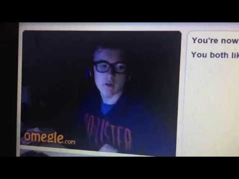 Omegle and meeting youtuber
