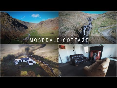 Mosedale Cottage Bothy in the Lake District