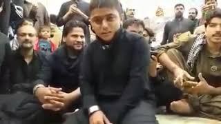 Noha Ali ka sheer le jata agr talwar