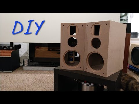 Z DIY - Swan 3.1 :: X-OVER ASSEMBLY [PART-2/4]