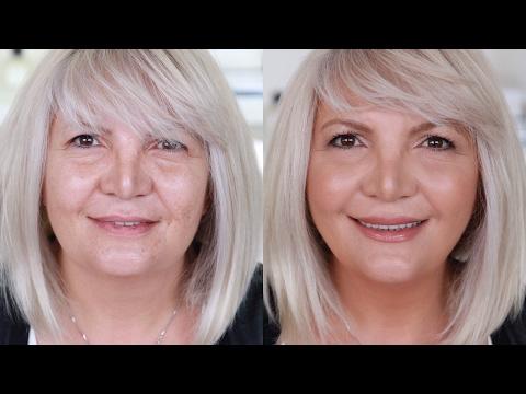 Natural Everyday Makeup for Mature Skin