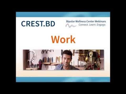 Bipolar Wellness Centre Webinar - Work and Bipolar Disorder with Dr. Raymond Lam