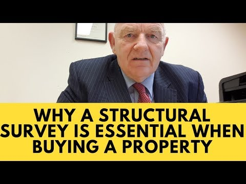 Why a Structural Survey is Essential Before Buying a Property in Ireland