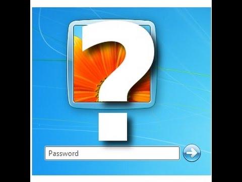 Reset Password for Windows XP, Vista, & 7 Tutorial - Easy HOW TO!