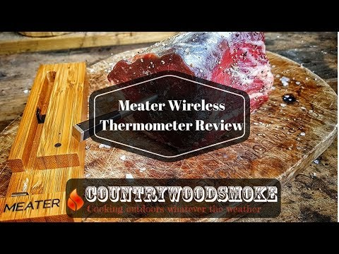 Cooking Fillet Steak on the BBQ - Meater Thermometer Review