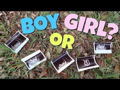 GENDER REVEAL! BABY NUMBER 5 IS A...........!