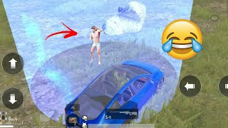 Trolling Cute Noobs 🤣😂   PUBG MOBILE FUNNY MOMENTS