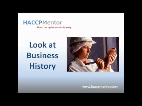 HACCP Programs - How to identify food safety hazards