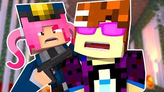 THE SCARIEST WARDEN EVER! | Minecraft Cops N Robbers