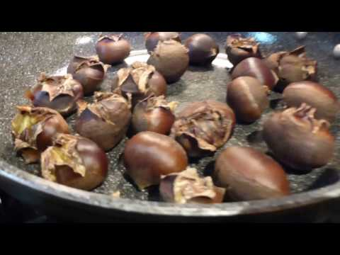 Best Way to Roast Chestnuts - Holiday Recipe